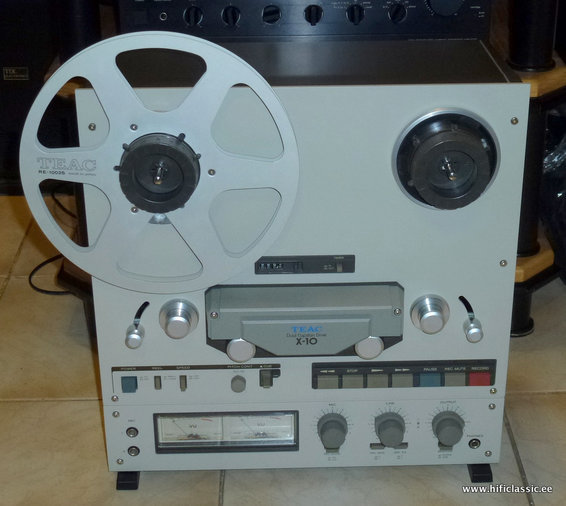TEAC X-10 / IN MINT CONDITION !