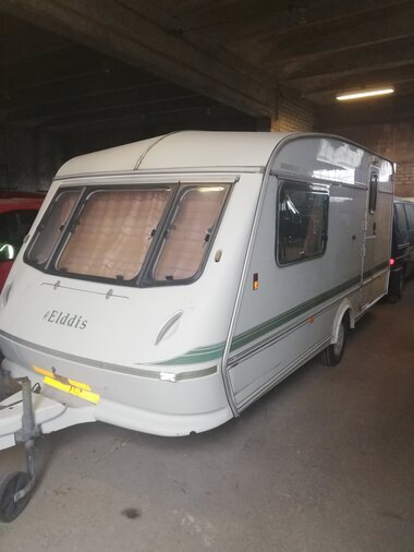 ELDDIS HURRICANE XL -92