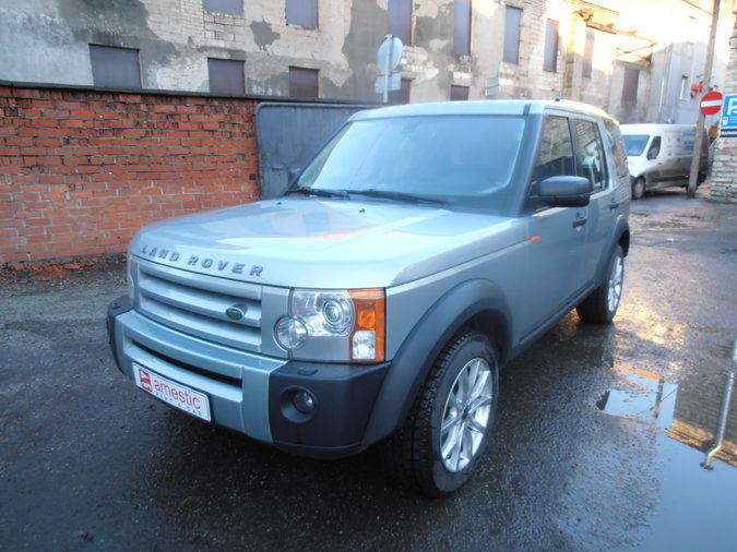 RENDILE ANDA LAND ROVER DISCOVERY