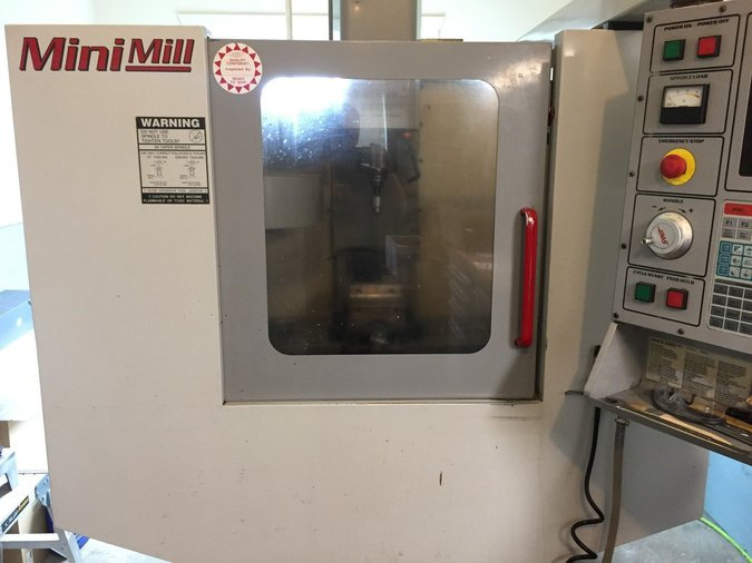HAAS MINI MILL CNC VMC, CT40, 6000RPM