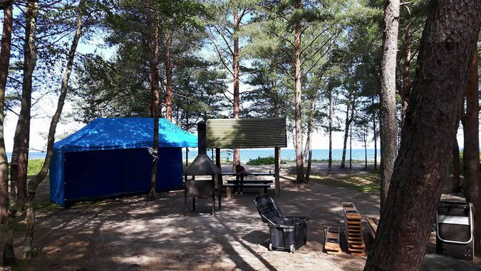 3X6M POP-UP TELK (ALUMINIINIUM)