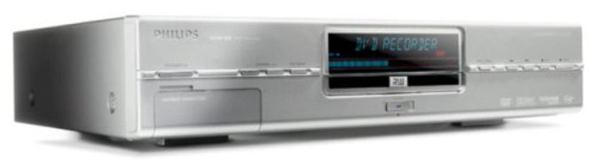 PHILIPS DVDR880 DVD RECORDER