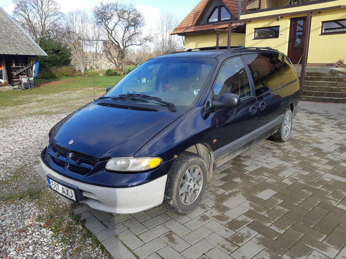 CHRYSLER GRAND VOYAGER 3.3 -98