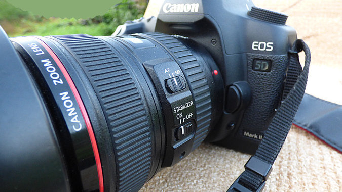 CANON EOS 5D MARK II KERE (JA 24-105MM F/4L IS USM, 5D2)