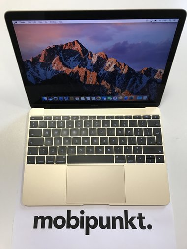 "APPLE MACBOOK 12"" RETINA GOLD 1.1GHZ/8GB/256GB EARLY 2015"