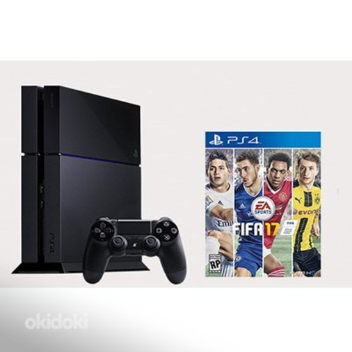 SONY PS4 500GB + FIFA 17 PLAYSTATION 4