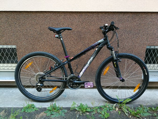 "SPECIALIZED HARDROCK 26"" XS"
