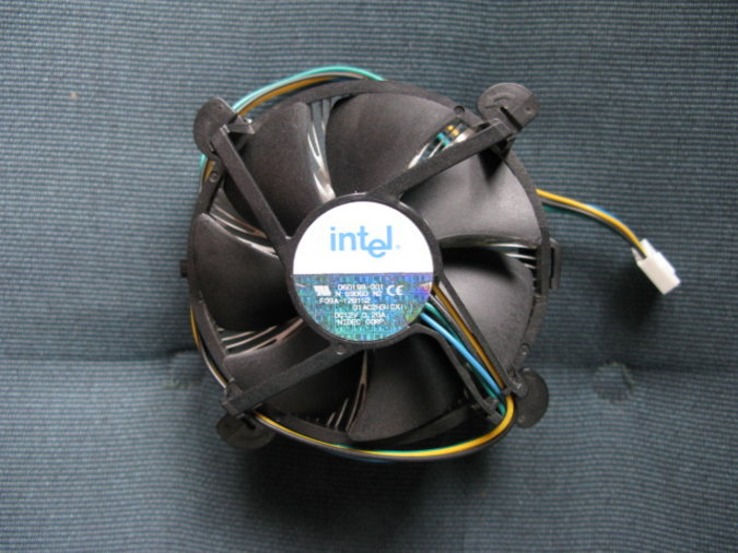 INTEL CORE 2 DUO COOLER