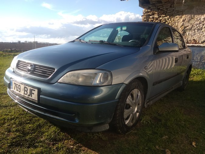 OPEL ASTRA 60 kW