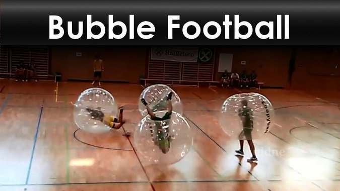 MULLIPALL, MULLI JALGPALL, BUBBLE BALL, BUMPER BALL