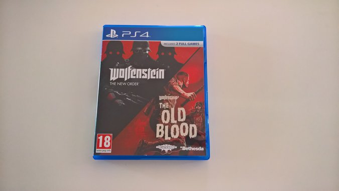 WOLFENSTEIN THE OLD BLOOD/THE NEW ORDER