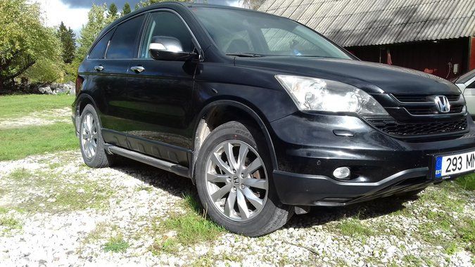HONDA CR-V ELEGANCE PLUS 2.199 -10
