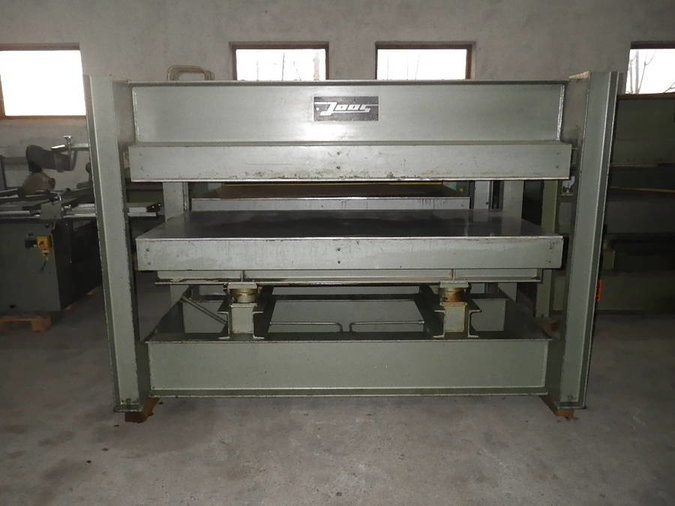 HÜDRAULILINE PRESS JOOST HP65