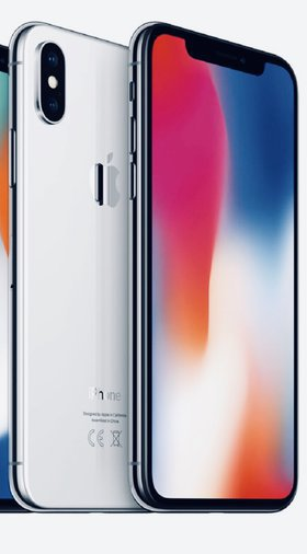 APPLE I - PHONE X 256 , GREY, GARANTII 21.12.19