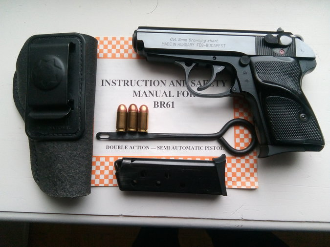 BROWNING SHORT 9MM