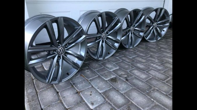 "VW ORIGINAAL VALUVELJED DARDFORD 18"" 5X112 J8"