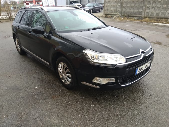 CITROEN C5 TOURER 82 kW -11