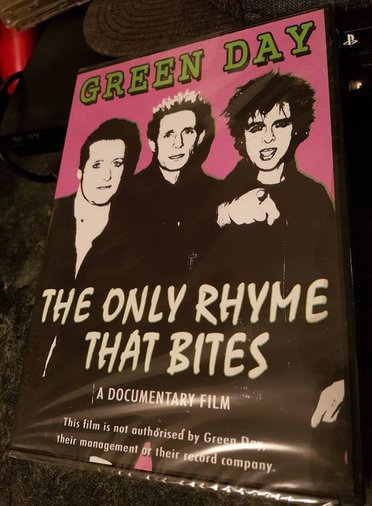 GREEN DAY ‎– THE ONLY RHYME THAT BITES