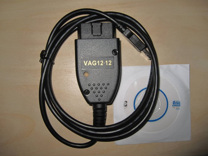 VCDS 12.12 DIAGNOSTIKAKAABEL AUDI SKODA SEAT VW