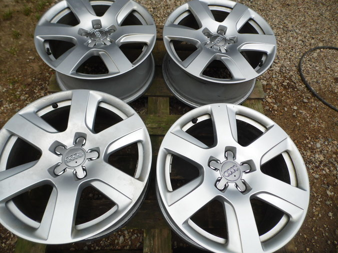 VALUVELJED 17´´ 5X112 AUDI