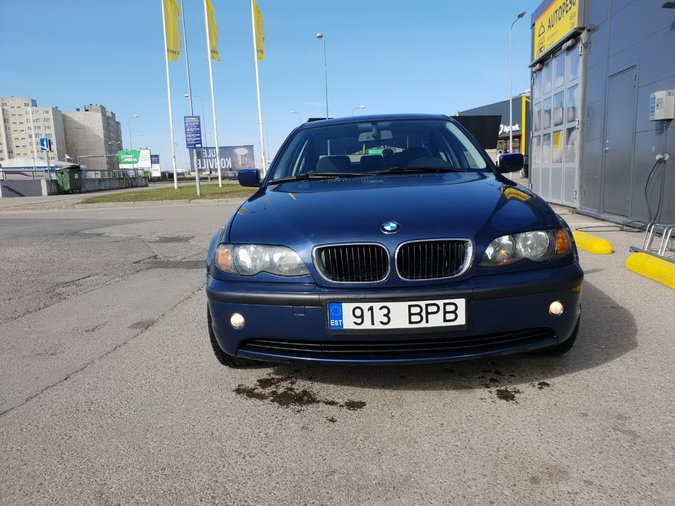 BMW 316I FACELIFT 1.796 L4 85 kW -04