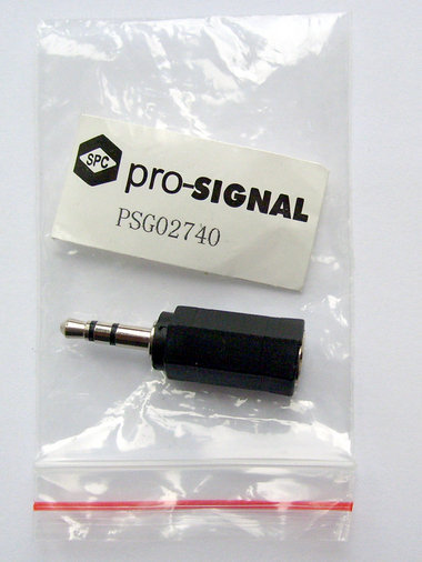 STEREO 3,5MM JACK PLUG - STEREO 3,5MM