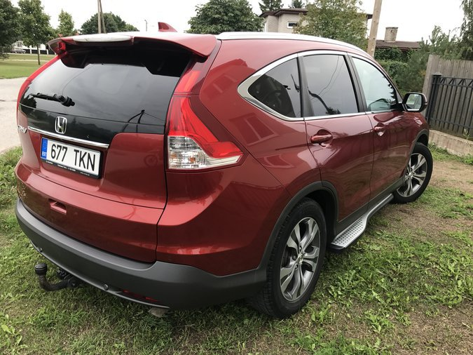 HONDA CR-V EXECUTIVE 4WD MT 2.199 TDI 110 kW -14