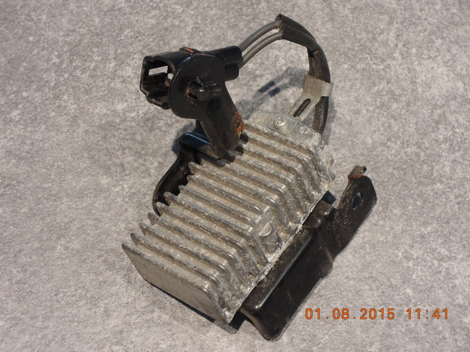 23080-38010 LEXUS LS 600H/460 ENGINE FAN RESISTOR