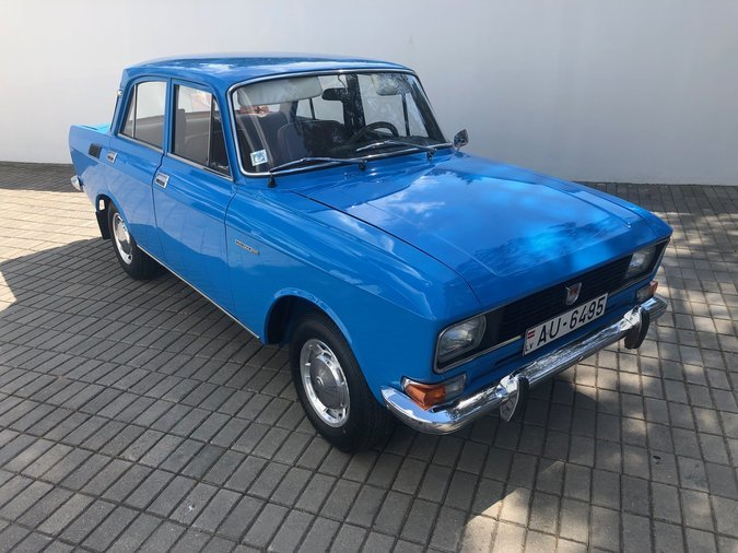 MOSKVICH 2140 -76
