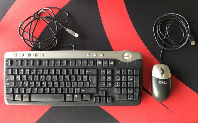 81b10eb05b9 USB KLAVIATUUR DELL JA USB HIIR DELL