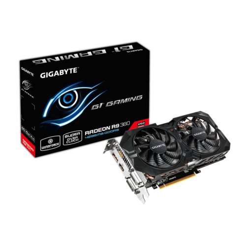GIGABYTE RADEON R9 380 4GB OC GAMING EDITION