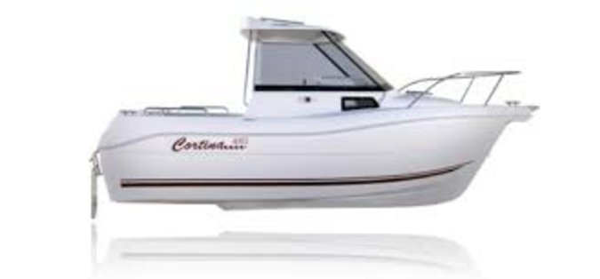 CORTINA 480 PILOTHOUSE
