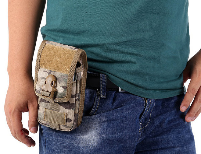 TACTICAL BELT POUCH PHONE BAGS