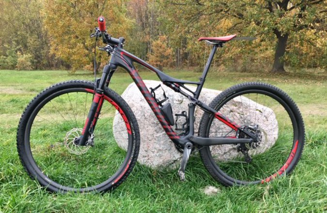 2015 SPECIALIZED EPIC MARATHON CARBON 29 - M