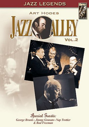 ART HODES: JAZZ ALLEY, VOL. 2