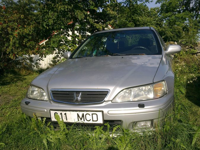 HONDA ACCORD 1.997 2,0I 108 kW -99