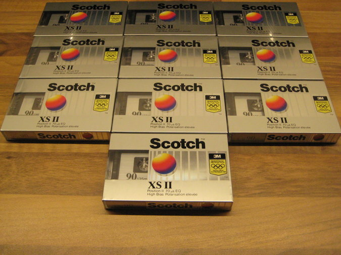 SCOTCH XS II 90 10TK