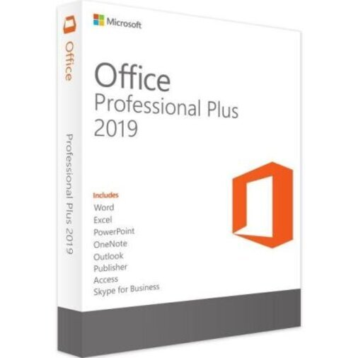 OFFICE 2019 PROFESSIONAL PLUS - WINDOWS (TARKVARA LITSENTS)