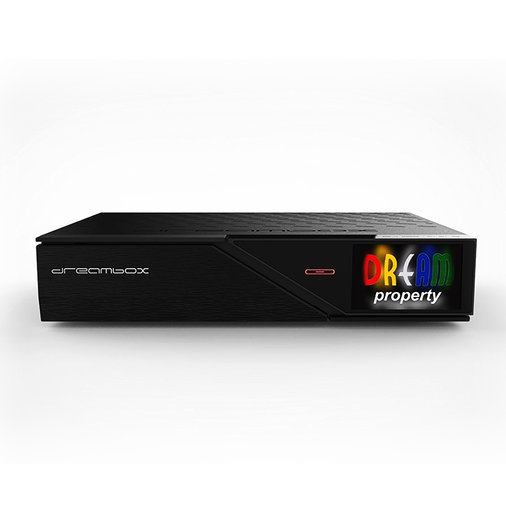 DREAMBOX DM900HD 4K UHD DVB-S2/C/T2 TUUNERID 2GB RAM 4GB ROM