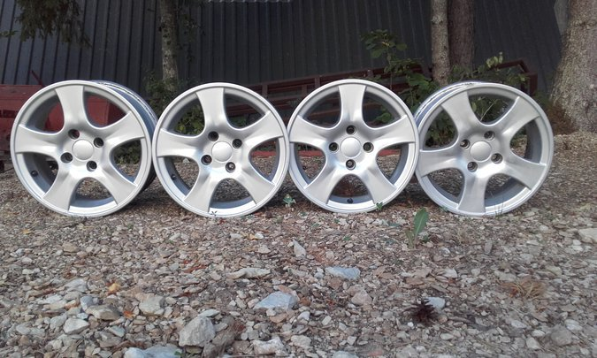 "VALUVELJED 14"" 4X100"