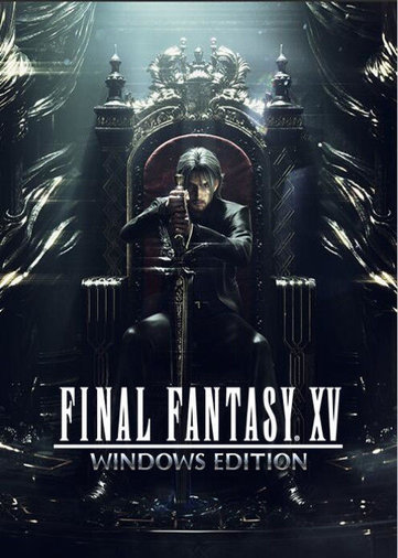 FINAL FANTASY XV WINDOWS EDITION STEAM ACCESS +4K RESOLUTION +FASHION COLLECTION