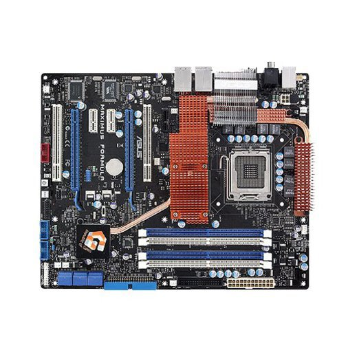 ASUS MAXIMUS FORMULA + INTEL CORE2DUO E8600