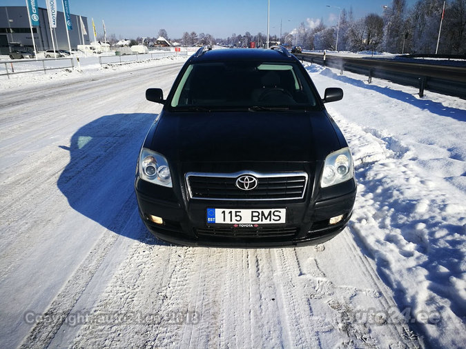 TOYOTA AVENSIS T25 1.995 D-4D 85 kW -06