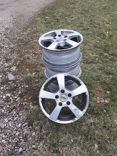 VW PASSAT VALUVELJED 4TK 5X112