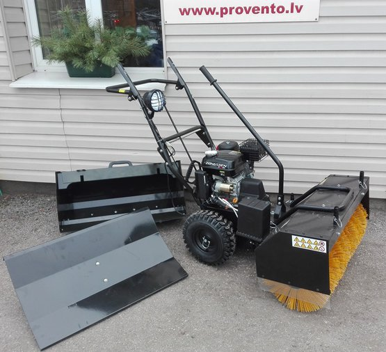 SNOW BLOWERS NETTO PRICE FROM 318,- , 6 MODELS