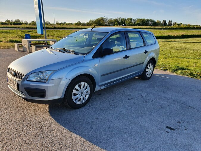 FORD FOCUS TDCI 66 kW