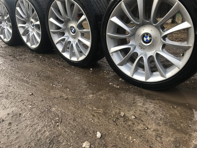9cc67f67986f04 BMW E65 ORIGINAAL INDIVIDUAAL VELJED