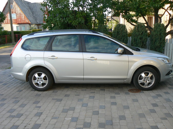 FORD FOCUS TDCI 1.6 TDCI 80 kW -09