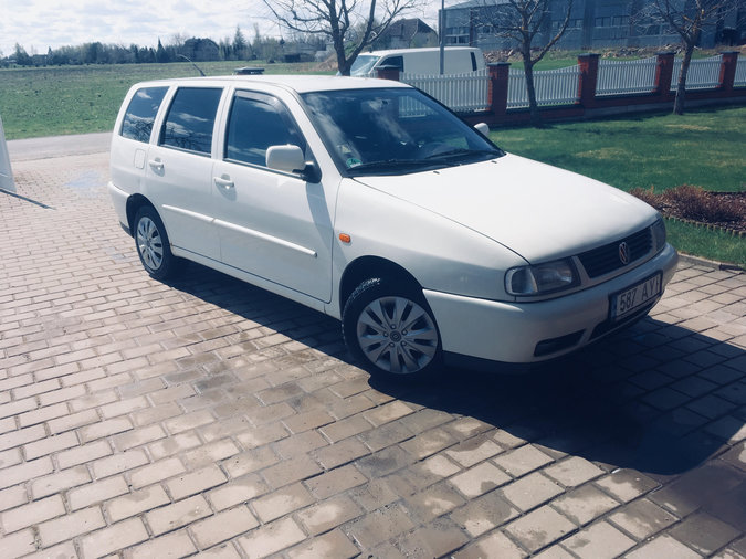 VW POLO 1.896 TDI 66 kW