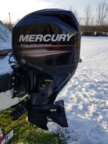 MERCURY 50HP, 2013.